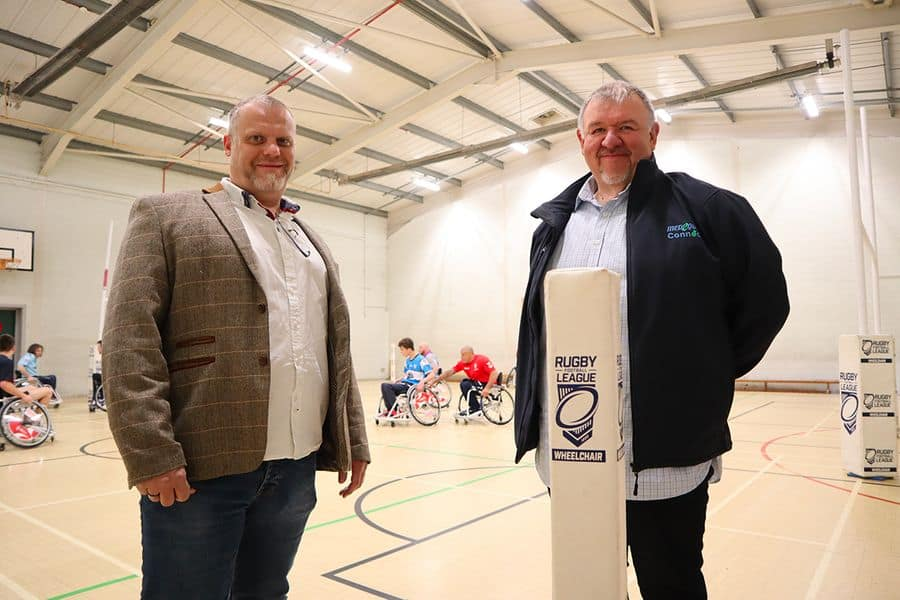 Medequip sponsors rugby league