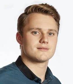 Dylan Napier, Salesperson at Willow Design