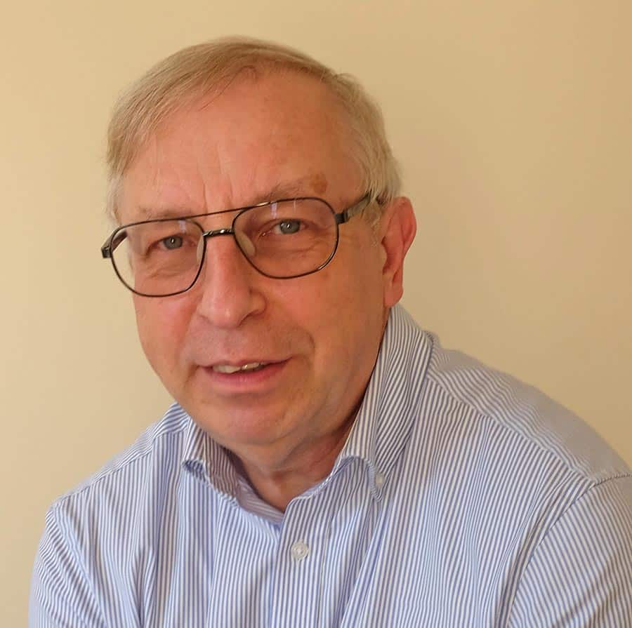 Centre for Accessible Environments Associate Consultant Ron Koorm  image