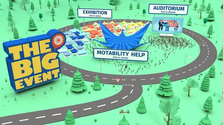 Motability The Big Event
