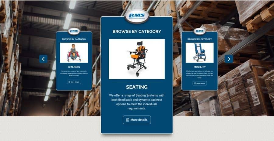 RMS website