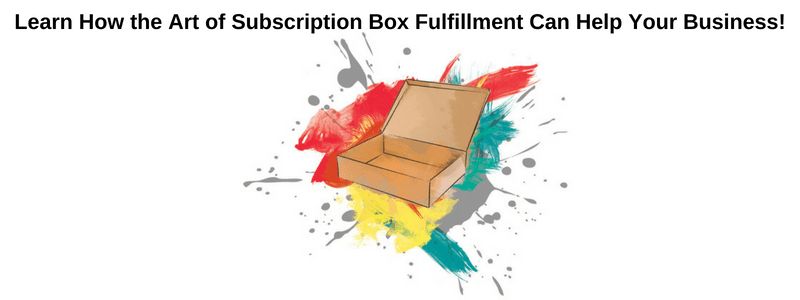 Thill Inc Sub Summit Trade Show for Subscription Box