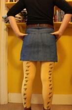 Moss skirt (63)