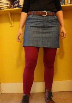 Moss skirt (72)