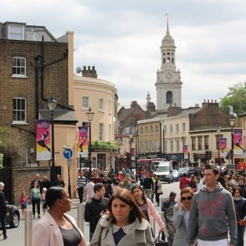 Top 10 Best places to visit in South London #3 Greenwich