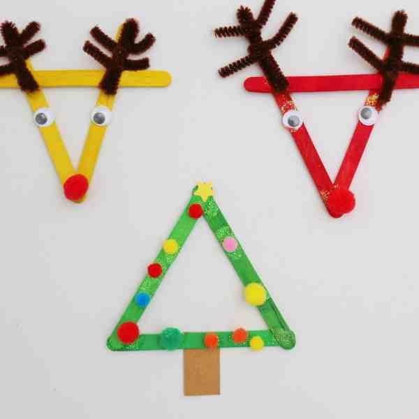 Christmas Lolly Sticks
