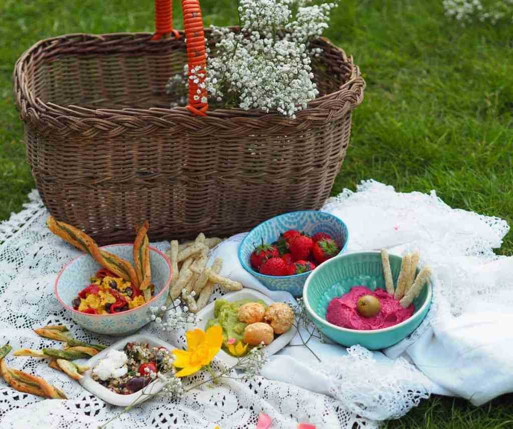 top tips for picnics