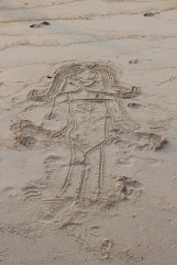 Sand Art by my Daughter
