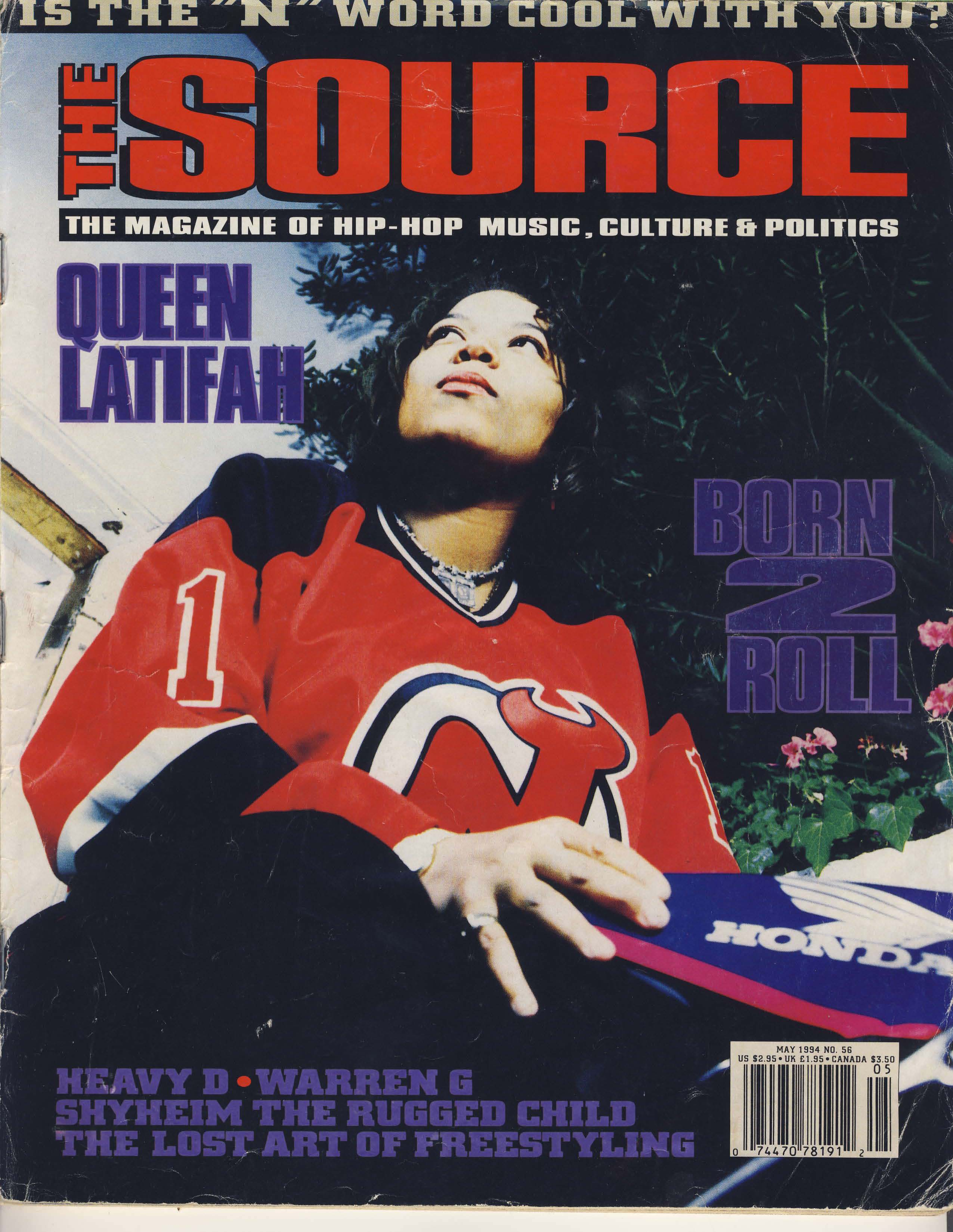 The Source May 1994 issue | THIMK