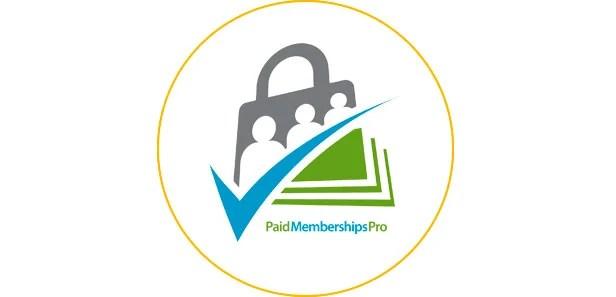 Paid Membership Pro selling courses membership