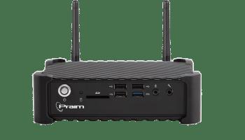Praim announces the new Edge family: up to 3 monitors, 4K