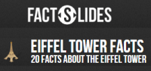 Fact Slides 20 Eiffel Tower Facts