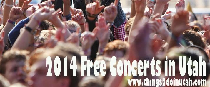 Free-Concerts-In-Utah
