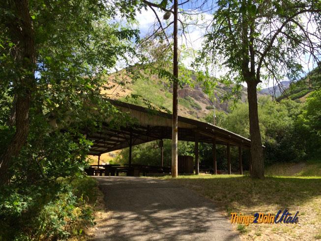 kiwanis park pavillion