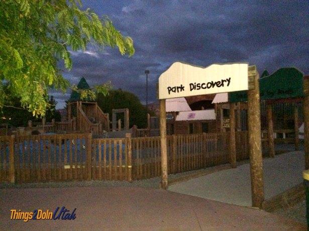 Park Discovery in Cedar City