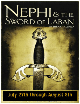 Nephi and the Sword of Laban