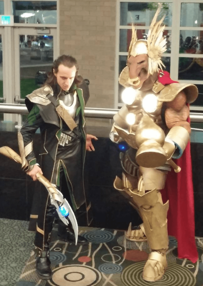 best cosplay salt lake comic con