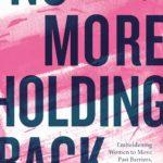 No More Holding Back book jacket