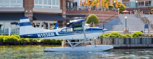 Seaplane Tours Seattle