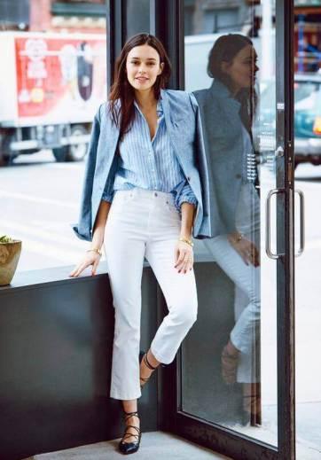 White Jeans Spring 2019