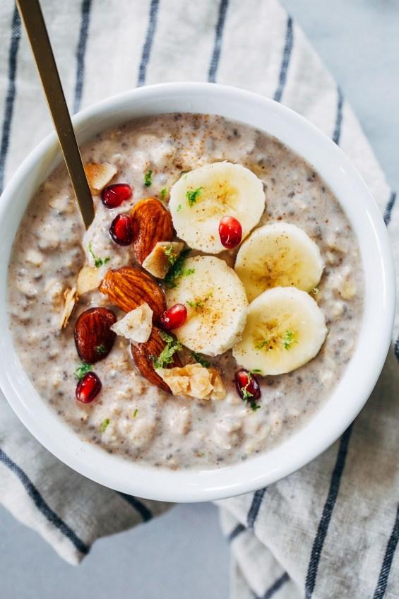 Weight Loss Breakfast Oats