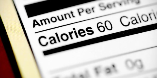 Calorie Intake Weight Loss