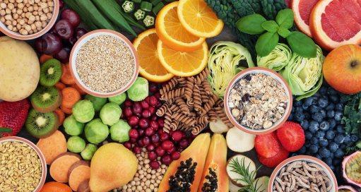Healthy Balanced Food