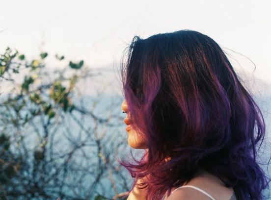 Vibrant Hair Color