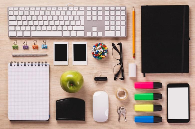 Organized Desk