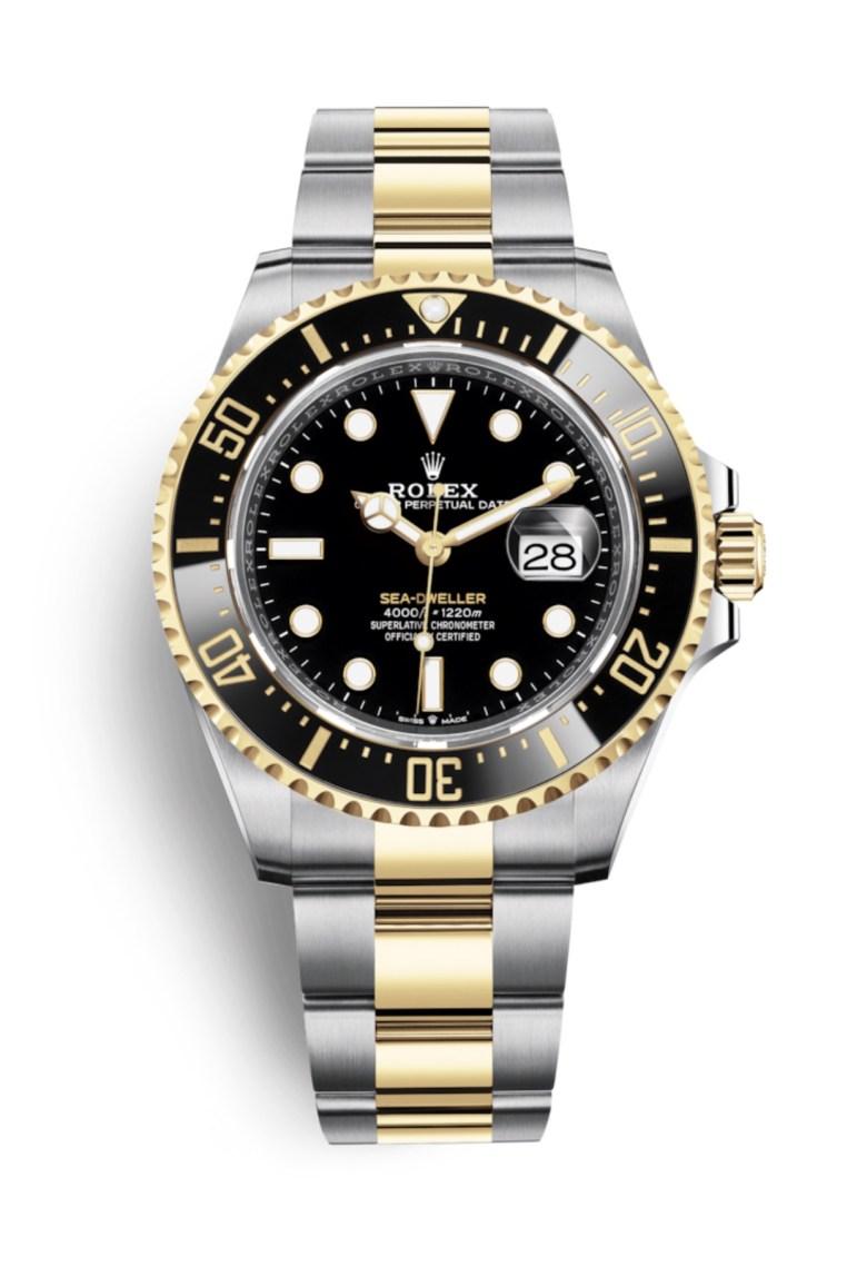 New Rolex watch