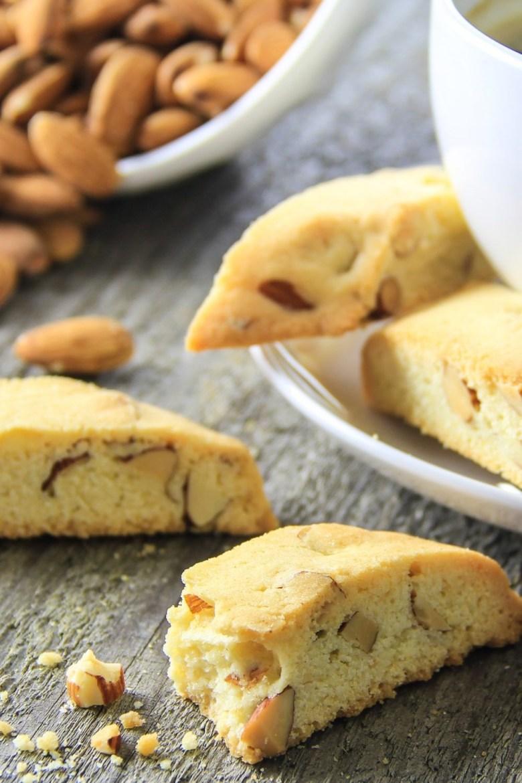 Classic almond biscotti recipe