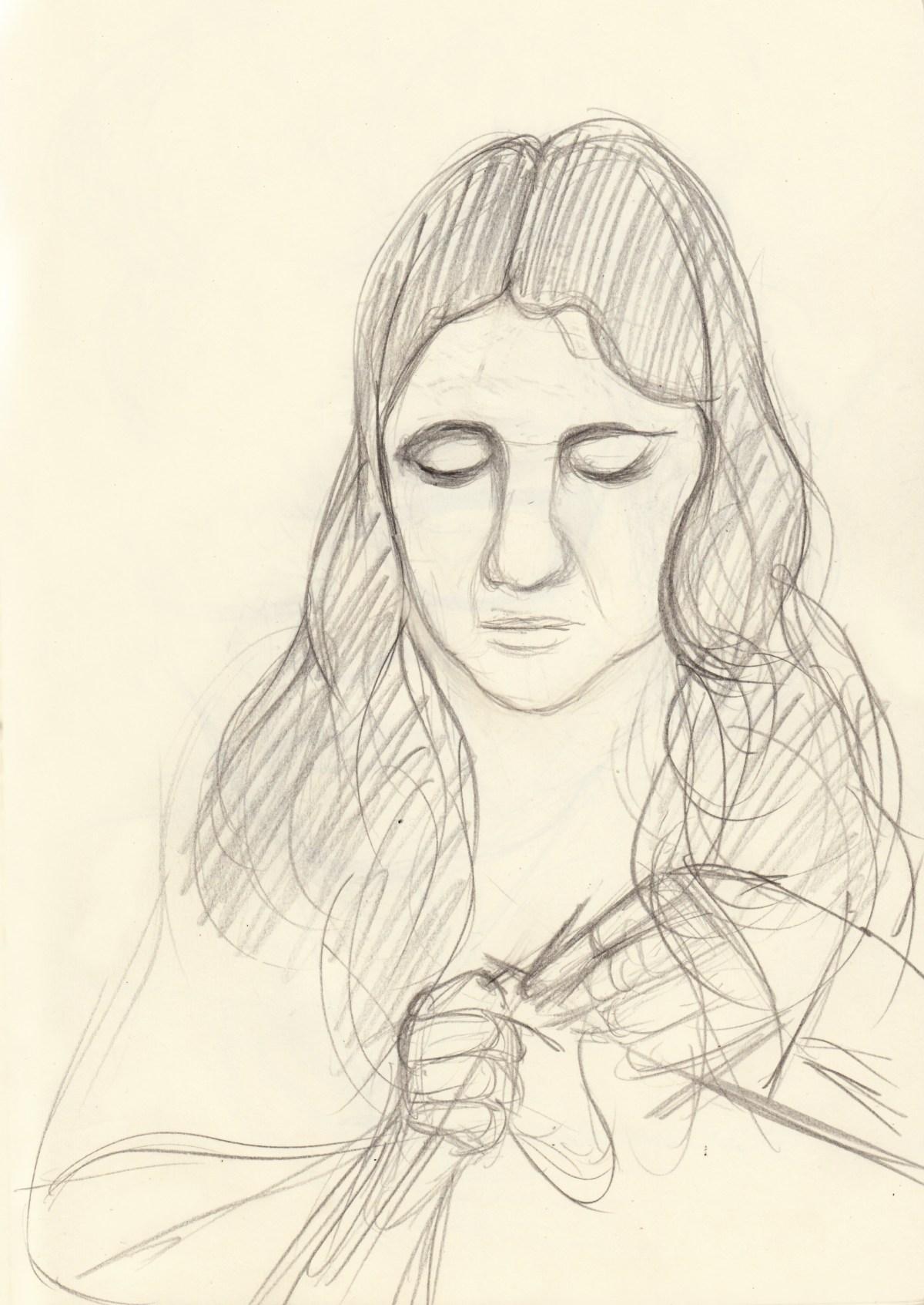 Stanley Beauty sketch