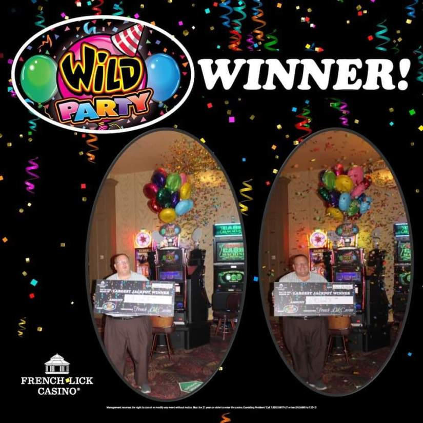 Andrew Bennington from Indiana in United States Breaks Casino Jackpot to Win Over $690K on $1 Game. thingscouplesdo.com