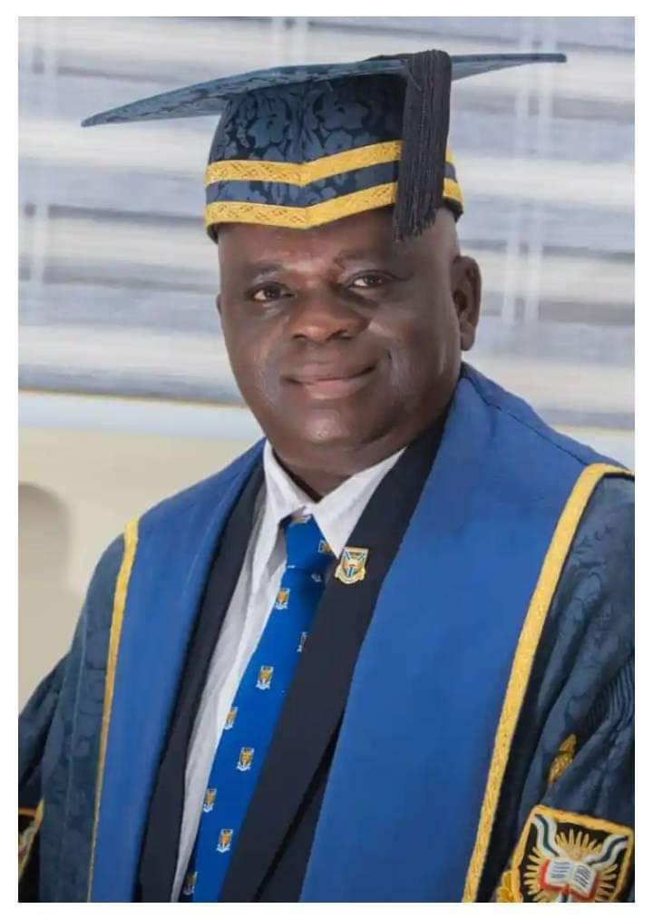 University of Ibadan appoints new bursar. Thingscouplesdo.com