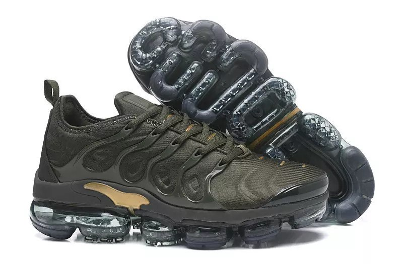 more photos 275ee 9f911 2019 Vapormax Tn Plus Vm Only Grey Metallic, Men And Women Sports Shoes  Vapormax Designer Sneakers Shoes For Man