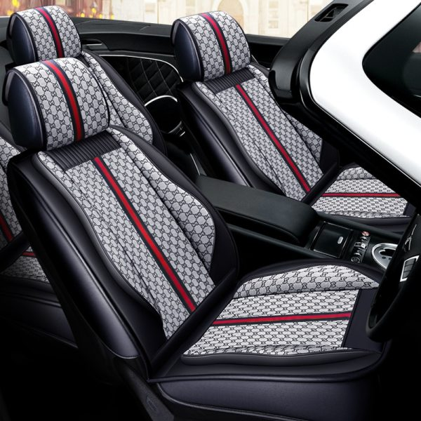 gucci seat covers
