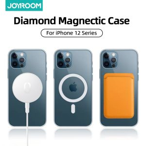 Magnectic Case For iPhone 12 Pro Max 12 mini Case For Magsafe