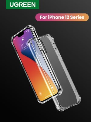 Soft Phone Case for iPhone 12 Mini 12 Pro Shock-proof