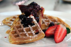 Clementine Waffles
