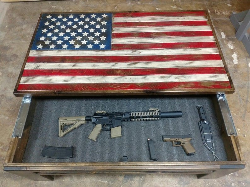 24 best gun concealment furniture for