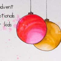 6 Advent Devotionals for Kids