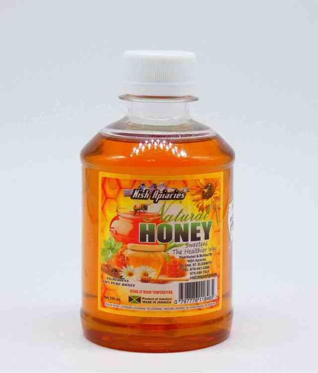 Pure Honey 250ml- New
