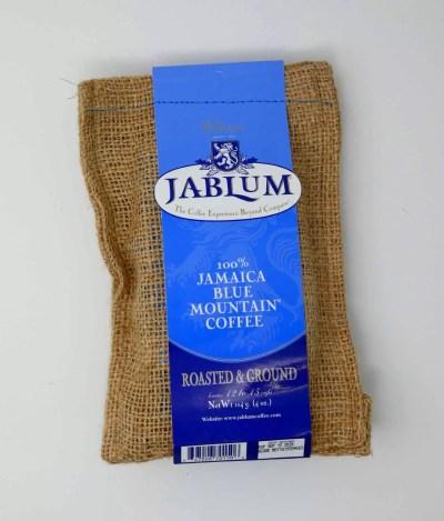 Blue Mountain Coffee Ground- 4oz