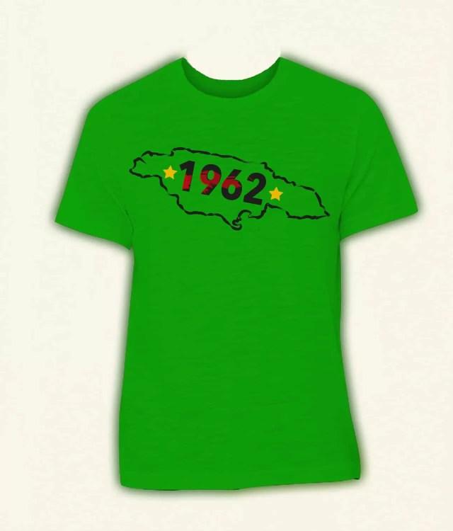 Irie Magic Map of Jamaica Tshirt (1pc) – Best Buy – Shop Now!