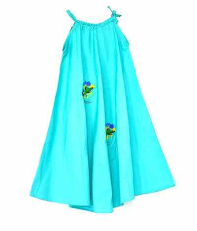 Embroidery Children Dress (1pc) - Best Buy - Shop Now!