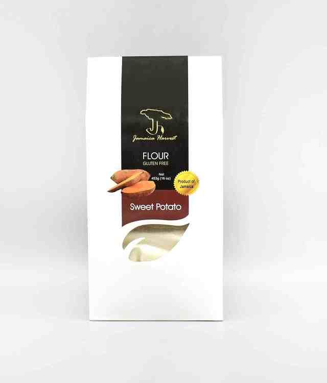 Jamaica Harvest Sweet Potato Flour (1flour) – Best Buy – Shop Now!