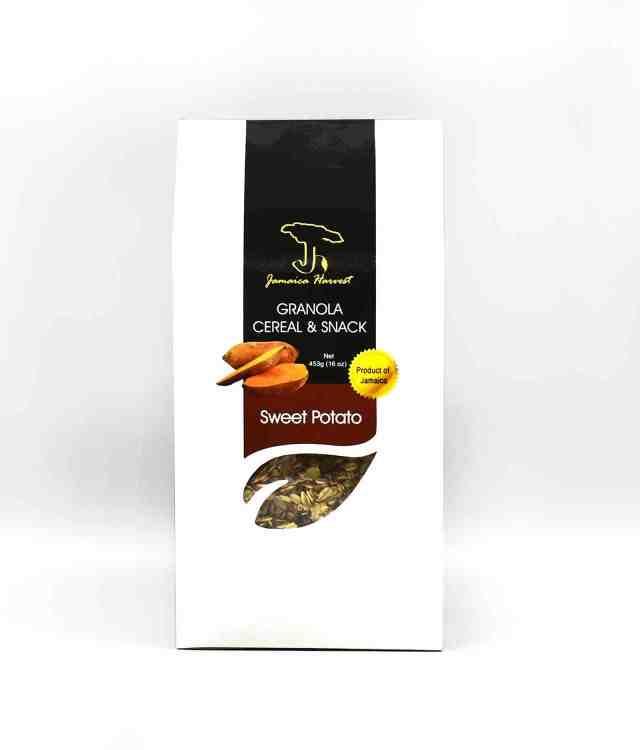Jamaica Harvest Granola Cereal (1 pk) – Buy Now