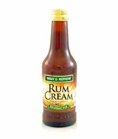 Wray and Nephew Rum Cream