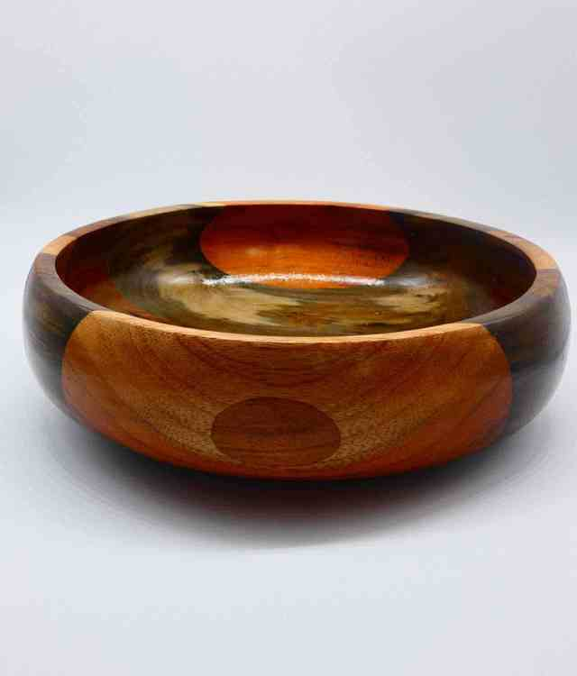 Wooden Bowls for Salad 1pc – New