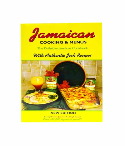 Jamaican Menu